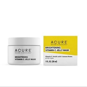 🆕ACURE's Brightening Vitamin C Jelly Mask